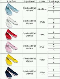 Crocs Band Flat Ori