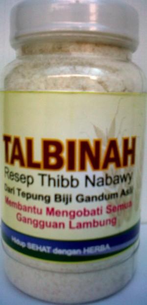 Talbinah (Utk Nyeri lambung & Maag)
