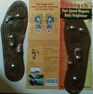 Niktech Heighten And Healthy