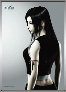FF VII Wallposter Tifa Lockhearts [ Square - Enix ]