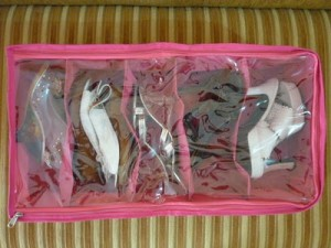 Shoes Organizer Isi 5 Pasang