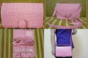 Croco Pink