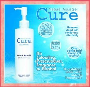 Aqua Cure Natural Gel