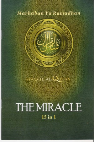 SYAMIL MIRACLE 15 IN 1 (Clearance Sale)