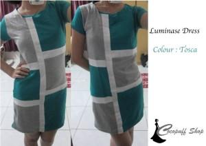 CODE : Luminase Dress Tosca