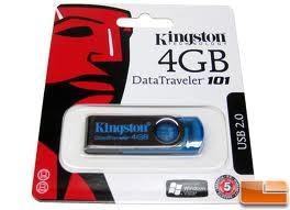 Flash Disk Kingston 4 GB