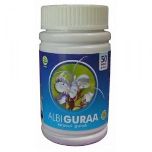 Herba Gurah Albiguraa, 50 kapsul (Dewasa)