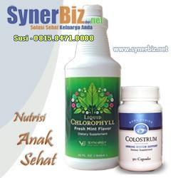 Nutrisi Herbal ANAK SEHAT