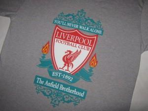 Kaos Liverpool Abu-abu