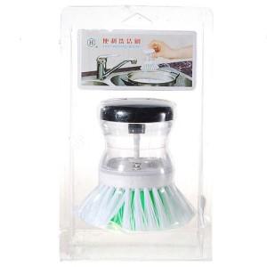 Easy Washing Brush Dengan Dispenser Detergen