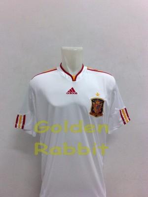 Jersey Euro 2012 Spain Away
