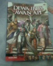 Dewa Iblis Awan Berapi Mnc 2 Books