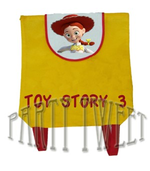 Goody Bag Ransel - Toy Story - Jessie
