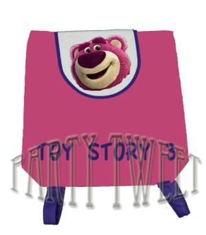 Goody Bag Ransel - Toy Story - Lotso