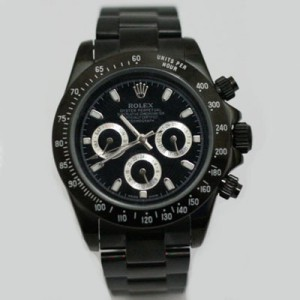 ROLEX EVEROSE DAYTONA FULL BLACK