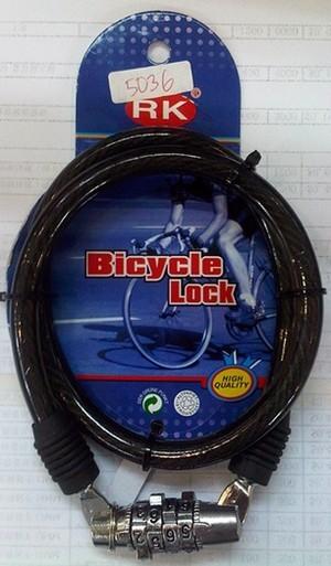 Kunci Sepeda/Motor Nomor