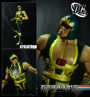 Cyclotron - DCUC - Mattel - Loose