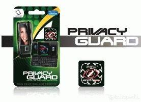 Capdase Privacy/Spy Screen Protector Original Blackberry Torch 9800