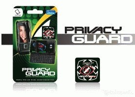 Capdase Privacy/Spy Screen Protector Original Blackberry Odin 9520/9550