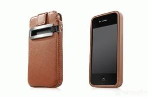 Capdase Original Value Set For IPhone 4G Brown