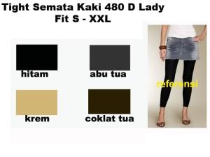 Tight Semata Kaki 480 D Lady
