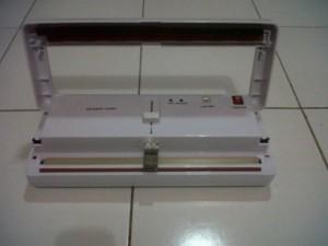 Mesin Pengemas Vacuum Portable (Untuk Rumah Tangga)
