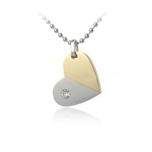 Kalung Love 2side