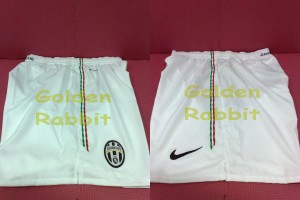 Shorts Juventus Away