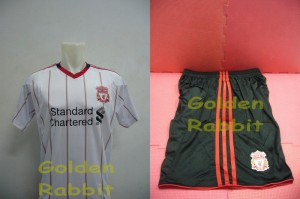 Jersey Liverpool Away 2nd