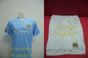 Jersey Manchester City Home 2010/2011