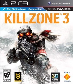 killzone 3 ps3 blu-ray