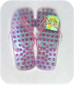 Sandal Nikita Transparan