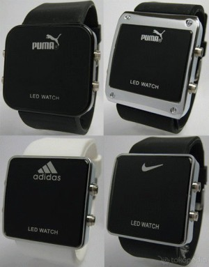 Puma & Adidas LED