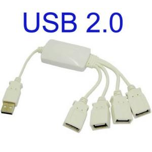 USB Hub dengan 4 Port