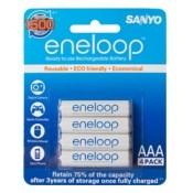 Sanyo Eneloop AAA 800Mah BP-4 < Isi 4 Pcs >