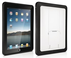 Hard Case with Stand for iPad / Tablet PC