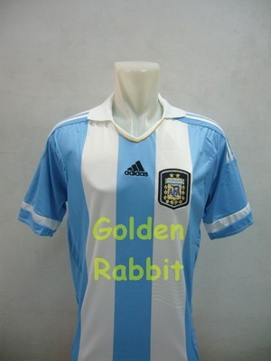 Jersey Argentina Home 2011