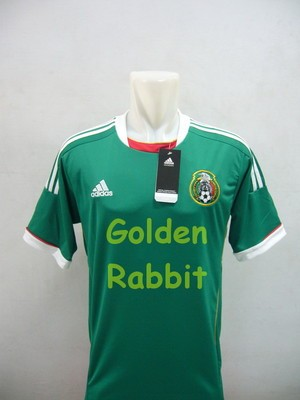 Jersey Mexico Home 2011
