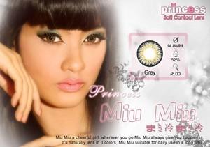 Princess MiuMiu GREY - TERMURAH DIJAMIN ORIGINAL!