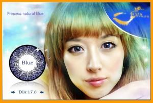 Princess Natural BLUE