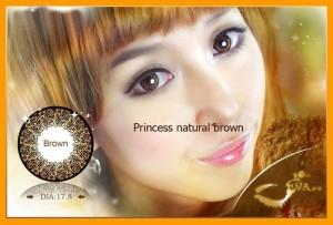Princess Natural BROWN