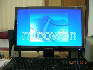 PELINDUNG LCD untuk 23-24 Inch ( BENING ) Semua Merk