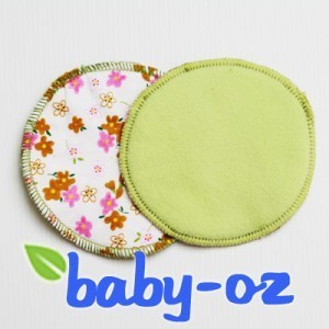 Washable Breast Pad Baby-Oz