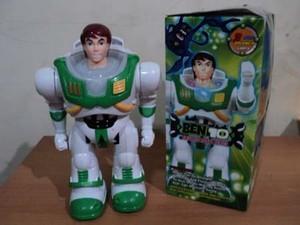 robot ben-10