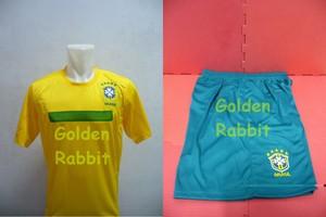 Jersey Copa America 2011 Brasil Home