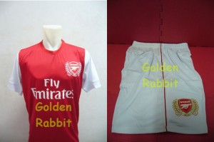 Jersey Arsenal Home 2011/2012