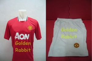 Jersey Manchester United Home 2011/2012