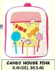 Candy House Pink
