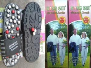 Sandal Refleksi Kongsui