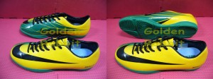 Sepatu Futsal Nike Mercurial Victory Yellow Black